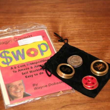 SWOP by Wayne Dobson
