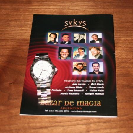 SYKYS by Bazar de Magia