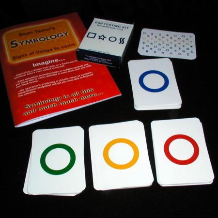 Symbology Deck by Sean Taylor