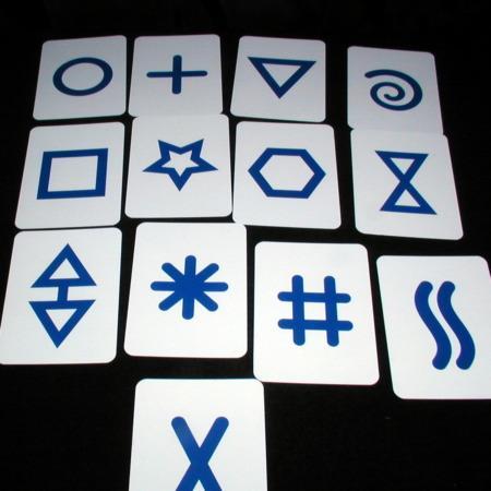 Symbology Deck by Sean Taylor