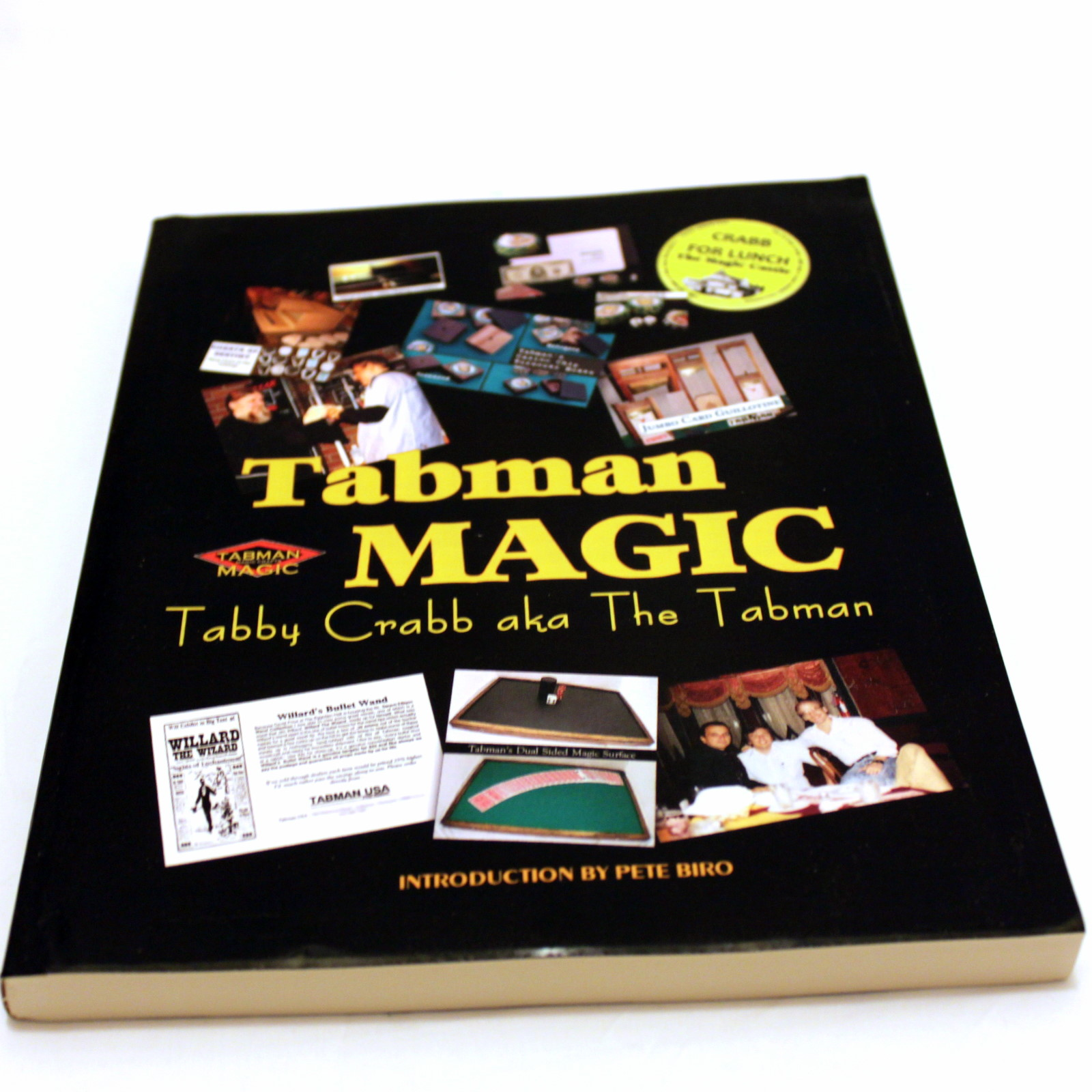 Tabman Magic by Tabby Crabb