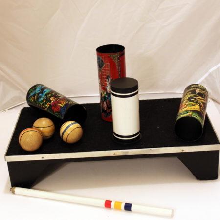 Croquet Trick - Tabletop Version by George Richbark