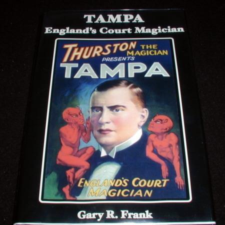 Tampa England's Court Magician by Gary R. Frank