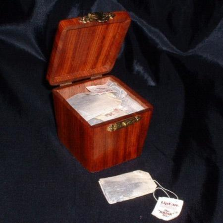 T'Ang Dynasty Tea Chest by Collectors' Workshop