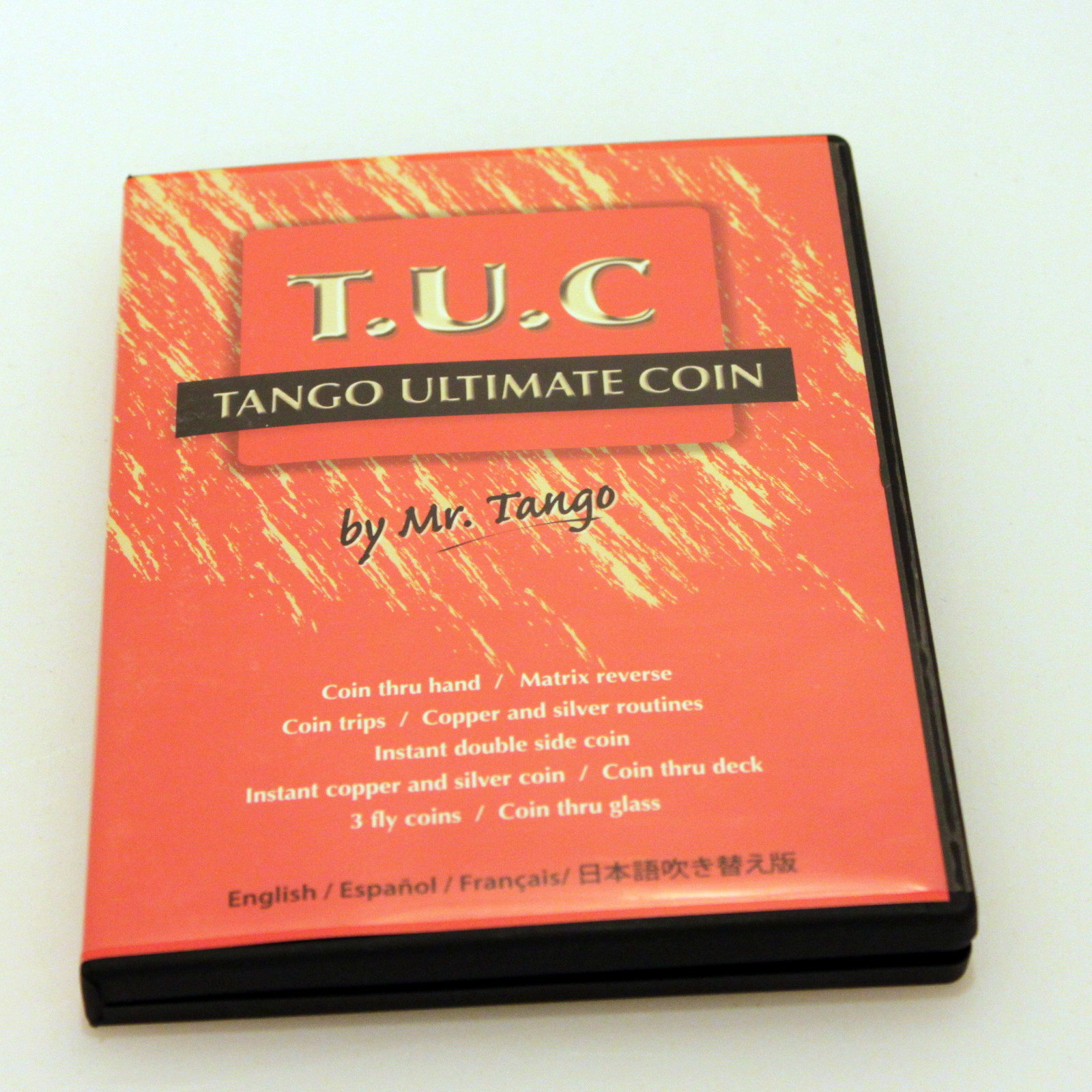 Tango Ultimate Coin - Half Dollar by Tango Magic