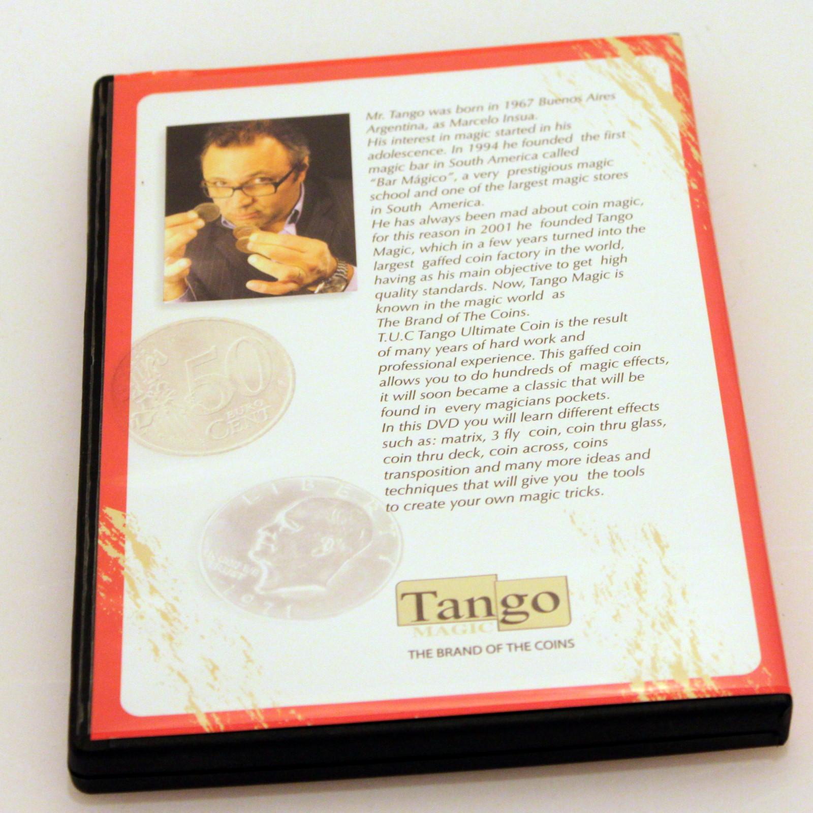 Tango Ultimate Coin - Half Dollar by Tango Magic