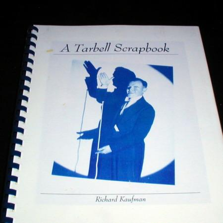 Review by Thomas Holbrook for Tarbell Scrapbook, A by Richard Kaufman