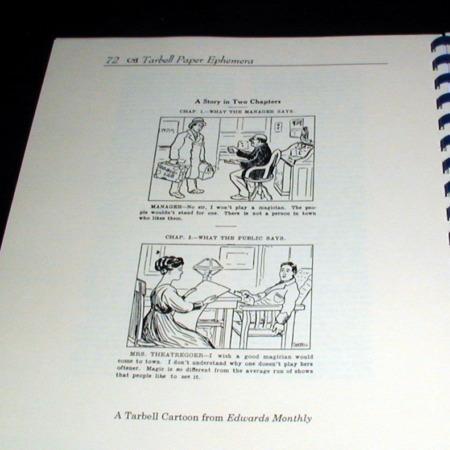 Tarbell Scrapbook, A by Richard Kaufman