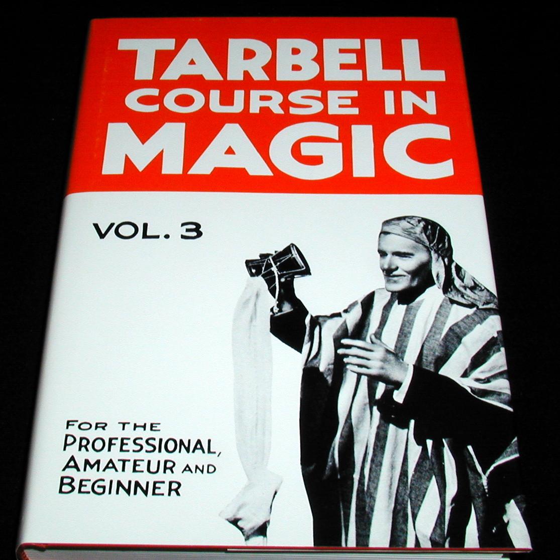 Tarbell Course of Magic Volume 1 thru 8 BOOK magic trick close-up learn