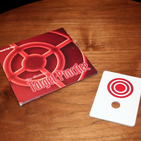 Review by Andy Martin for Target Practice (with DVD) by Jay Sankey