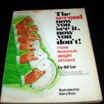 The Second Now You See It, Now You Don't by Bill Tarr
