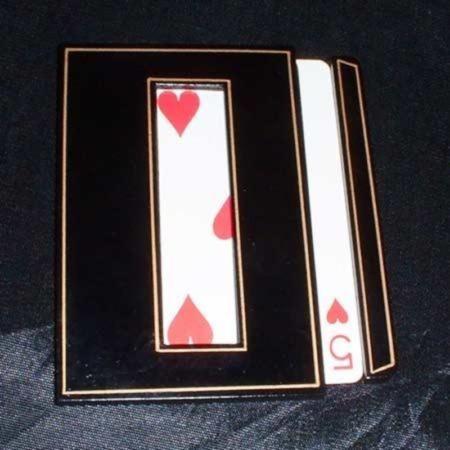 Card Changing Frame by Eddy Taytelbaum