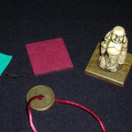 Tea with Buddha by Arlen Studio