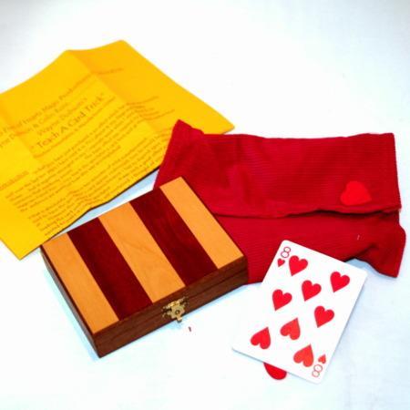 Teach A Card Trick by Wayne Dobson
