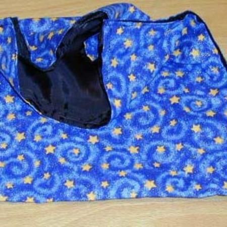 Tear-Apart Change Bag by Seams Like Magic