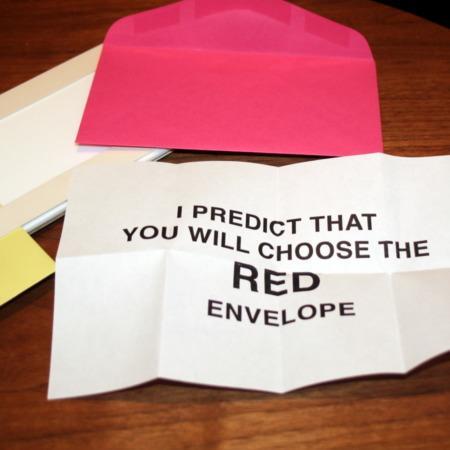Technicolor Prediction by Martin Lewis