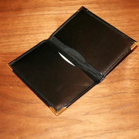 TeleThought Wallet, Small by Chris Kenworthey