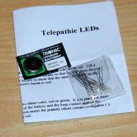 Telepathic Leds by Daytona Magic