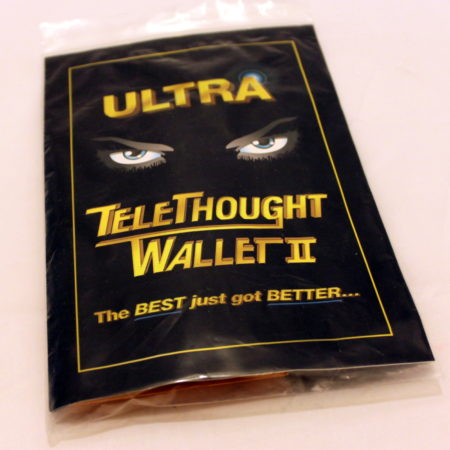 Telethought Wallet II by Chris Kenworthey
