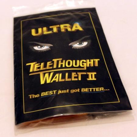 Telethought Wallet II by Chris Kenworthey