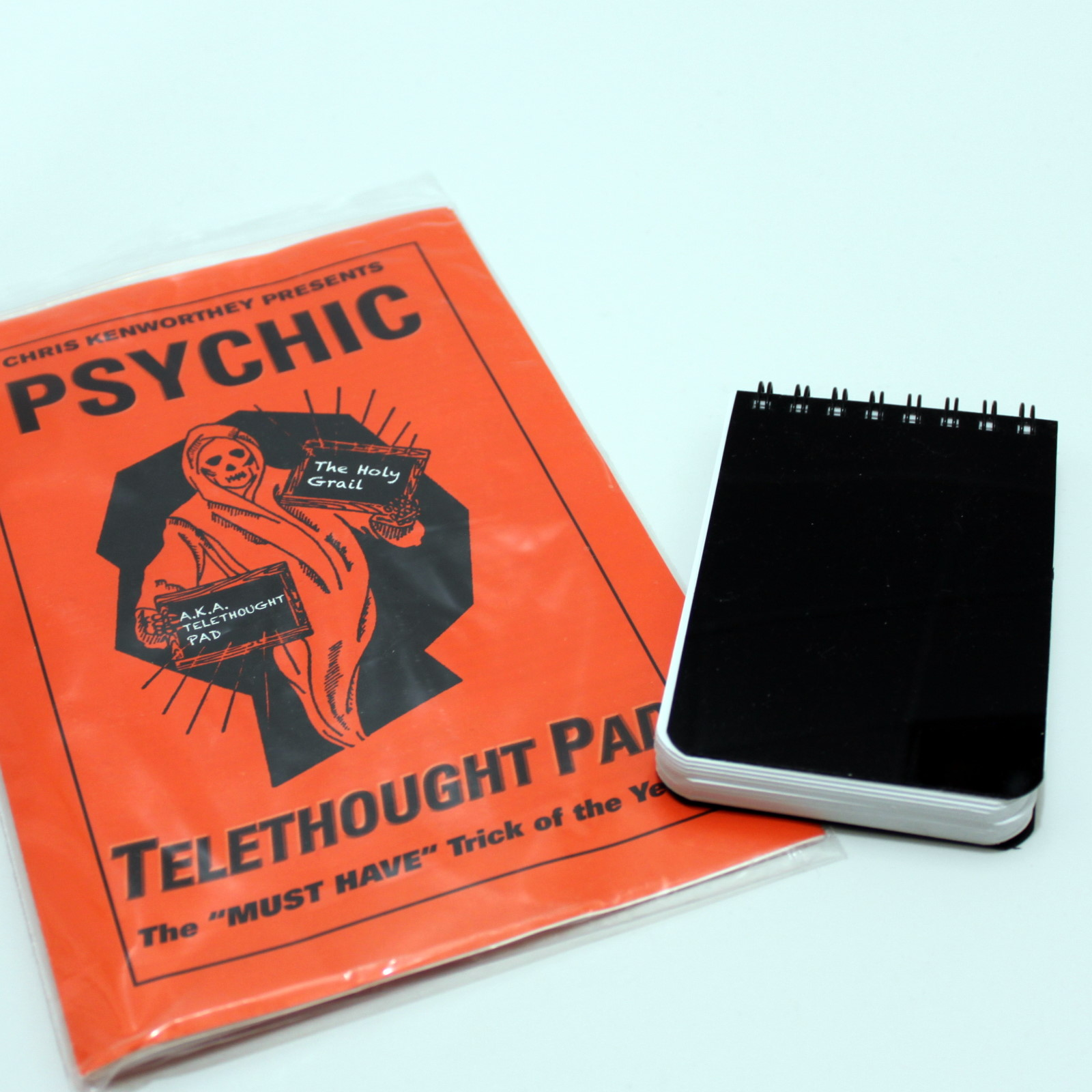 Telethought Pad (Regular) by Chris Kenworthey
