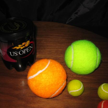 Tennis Chop Cup by Stephane Bourgoin