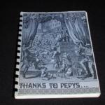 Thanks to Pepys by Bob Read