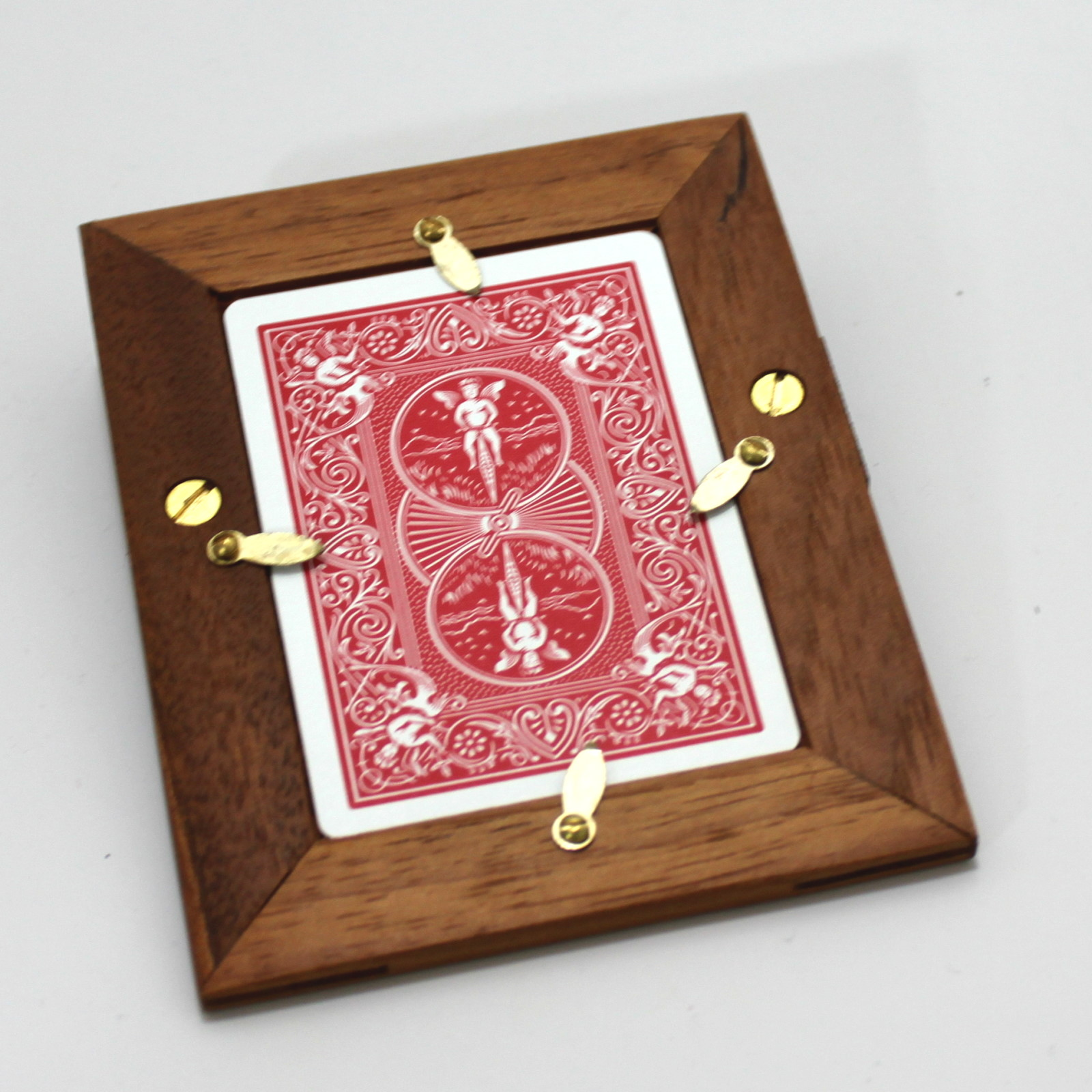 Penetrative Card Frame (Thayer Style) by Unknown