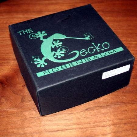 Gecko, The by Jim Rosenbaum