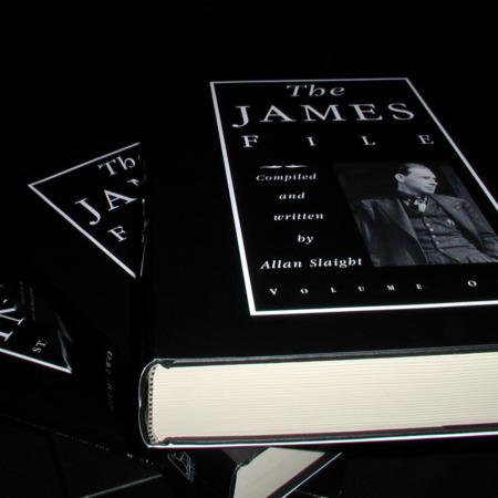 James File, The by Allan Slaight