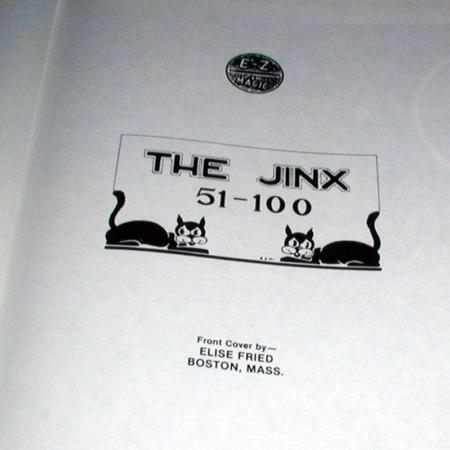 Jinx, The Vols: 51-100 by Ted Annemann