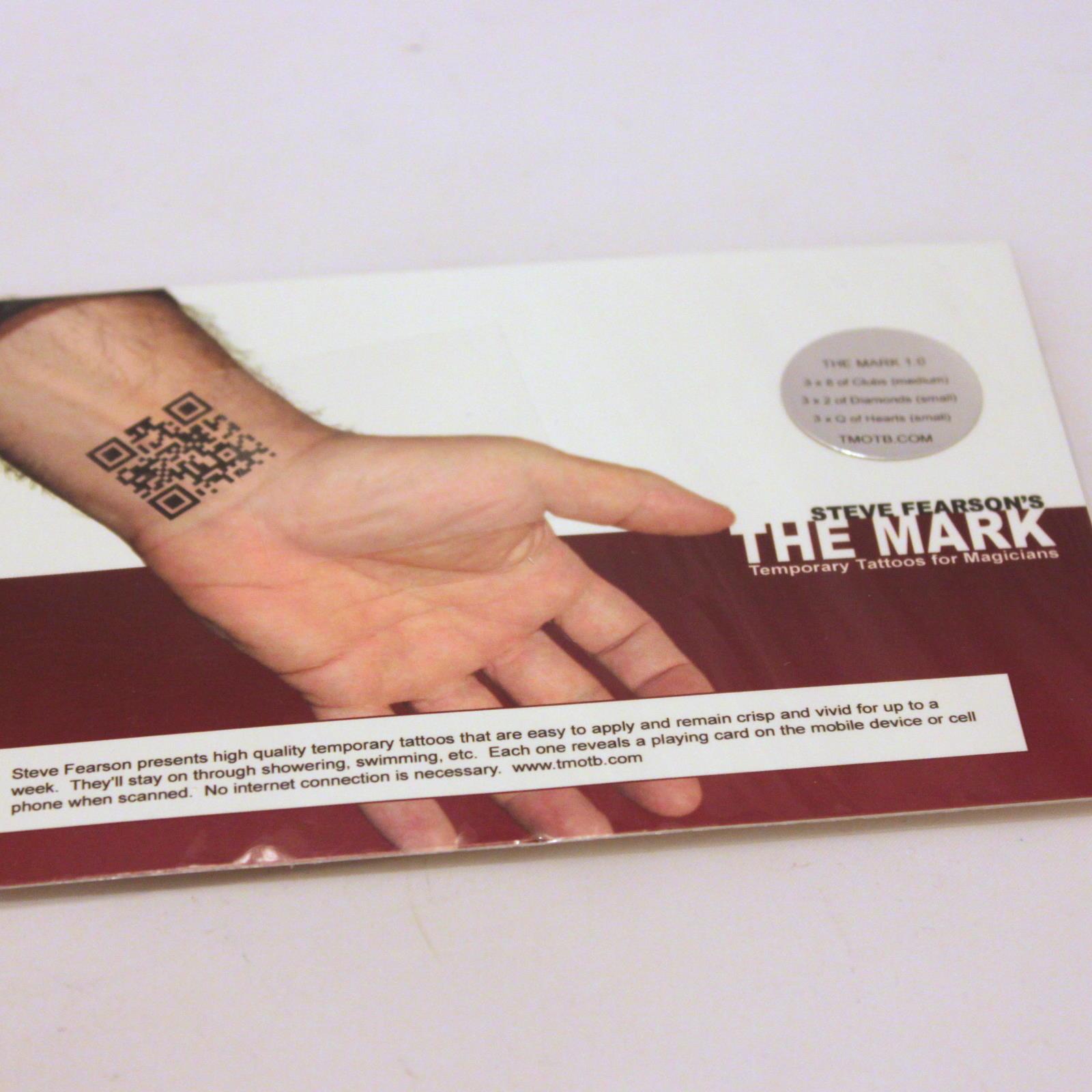 The Mark by Steve Fearson