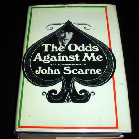 Odds Against Me, The by John Scarne
