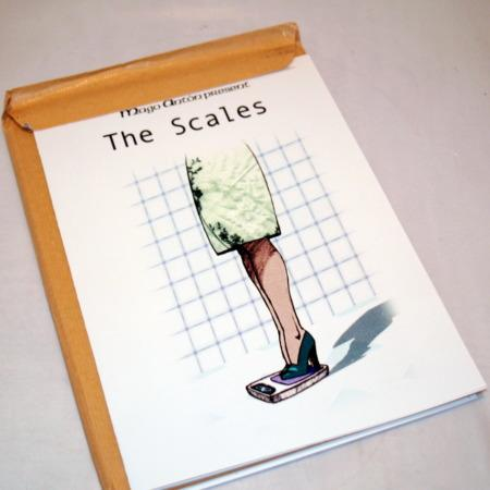 Scales, The by Mago Anton