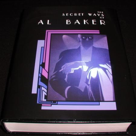 Secret Ways of Al Baker, (Deluxe Edition) by Al Baker