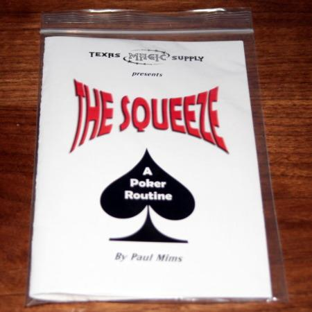 Squeeze, The - TMS by Paul Mims