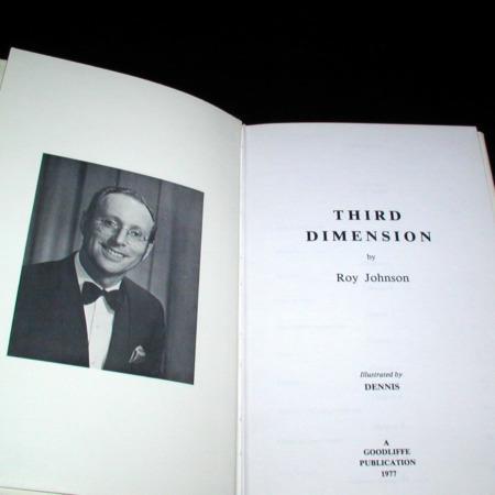Third Dimension by Roy Johnson