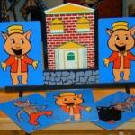 Three Little Pigs by Jam Magic