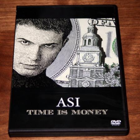 Time is Money by Asi Betesh