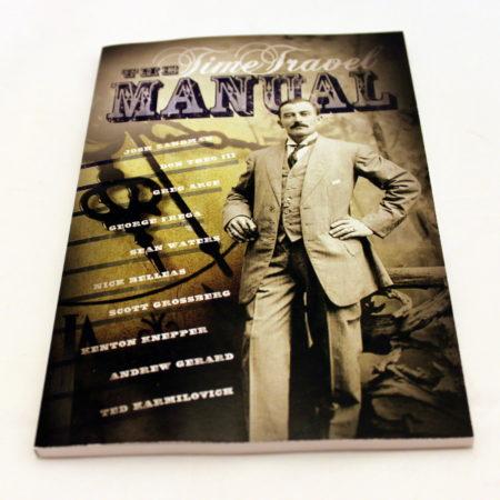 Time Travel Manual by Josh Zandman