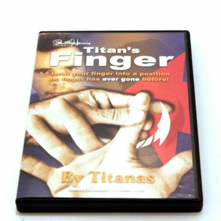 Titan's Finger by Titanas