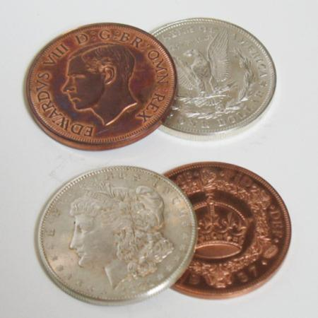 Review by Steve Perry for Lassen UWC Coin Set by Todd Lassen