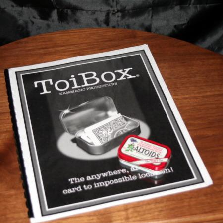 ToiBox by Johnathan Kamm