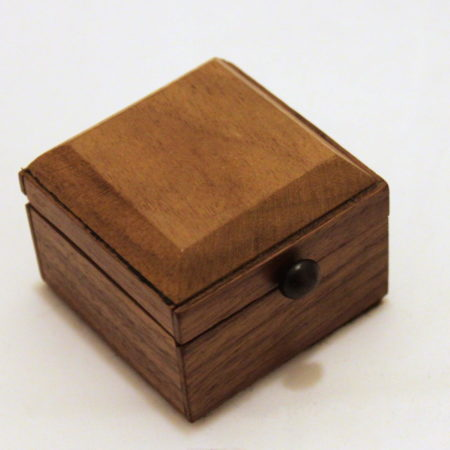 Tommy Wonder Ring Box by Tabman