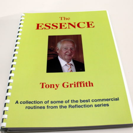 Essence, The by Tony Griffith