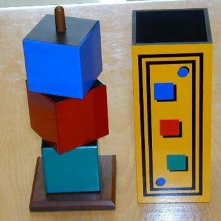 Travelling Blocks by Viking Mfg.