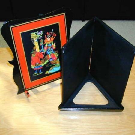 Okito Type Triangular Production by Richard Gerlitz