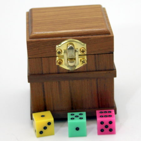 Triple Dice Vision by Magic Wagon