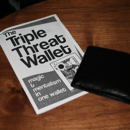 Review by Mesquita for Triple Threat Wallet by Anthony Miller