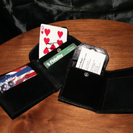Triple Threat Wallet by Anthony Miller